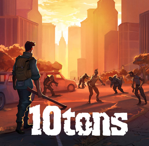 Game Artist 10TONS / Tampere
